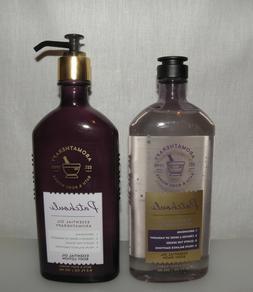 Bath & Body Works Aromatherapy Essential Oil Patchouli Body