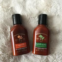 Bath & Body Works Aromatherapy Lotions-Eucalyptus Spearmint/