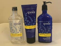 Bath & Body Works Aromatherapy Sleep Lavender Chamomile Body