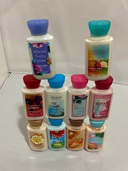 Bath and Body Works Body Lotion 3 Fl OZ /88ML Travel Size Yo
