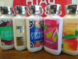 BATH & BODY WORKS BODY LOTION  ***YOU PICK***  FREE SHIPPING