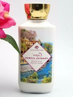Bath and Body works CAPRI COASTAL CITRUS  Body LOTION cream