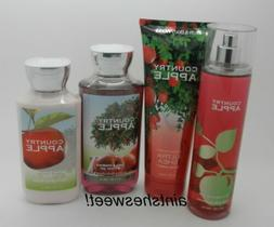 BATH & BODY WORKS Country Apple - Choose Your Favorite Produ