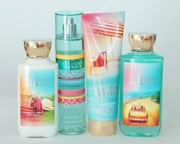 Bath and Body Works Endless Weekend Gift Set of Shower Gel,