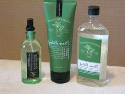 Bath & Body Works Eucalyptus Essential Oil Aromatherapy Body