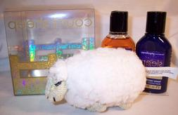 Bath & Body Works Gold Lambie Body Lotion Wash Foam Bath Hon