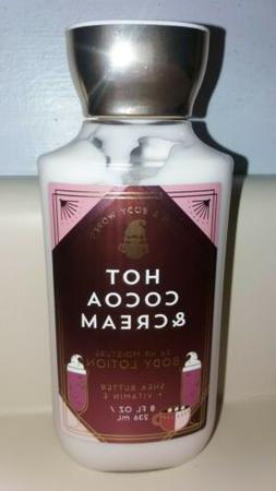 Bath and Body Works Hot Cocoa & Cream Body Lotion 8oz NEW Fr