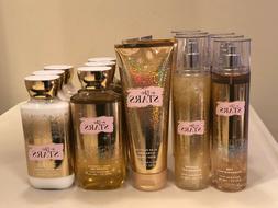 Bath & Body Works IN THE STARS Body Lotion Wash Cream Fragra