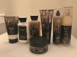 Bath & Body Works INTO THE NIGHT Mist Body Cream Lotion Body