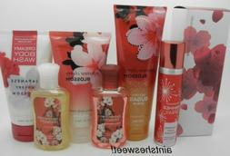 BATH & BODY WORKS Japanese Cherry Blossom - Choose Your Favo