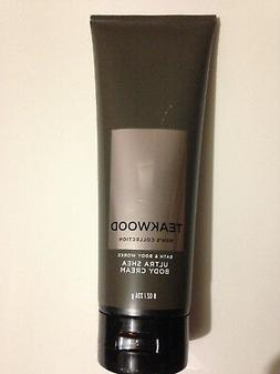 Bath and Body works Men's Collection OCEAN Ultra Body Cream