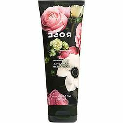 Bath and Body Works Rose Ultra Shea Body Cream 8 Ounce Meder