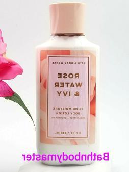 Bath and Body Works ROSEWATER & IVY  Body Lotion 8 fl oz /23