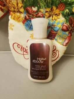 Bath & Body Works Twilight Woods Body 2 oz Body Lotion Vitam