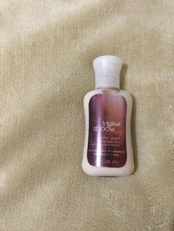 Bath & Body Works Twilight Woods Body 2 oz Body Lotion Vitam