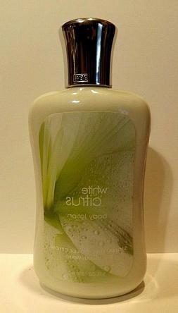 Bath & Body Works White Citrus body lotion 8 oz *New*