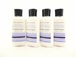 Bath Body Works 4 Lavender Sandalwood Lotion 8oz Hand Cream