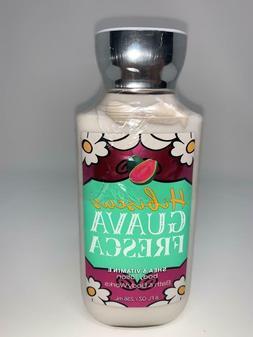 Bath Body Works Hibiscus Guava Fresca Shea & Vitamin E Body
