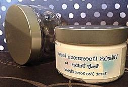 Incense & Oud scented fragrance BODY BUTTER 4oz Moisturizing