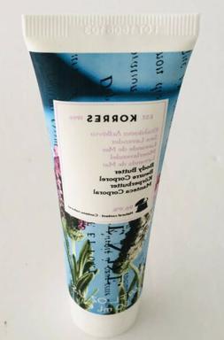 Korres Body Butter Moisturizing Lotion Cream 1.69oz Sealed S