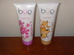 Burt's Bees gud Natural Body Lotion Cherry OR Vanilla 8 oz.