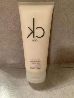 CK One by Calvin Klein 6.7 OZ. Body Lotion Moisturizer Unise