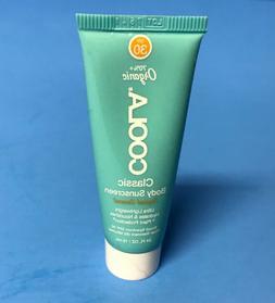 COOLA Classic Body Lotion SPF 30 Tropical Coconut Travel Siz