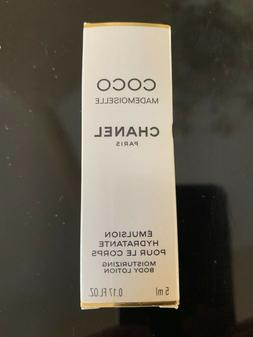 Chanel Coco Mademoiselle Moisturizing Body Lotion 5ml Ea.Tra