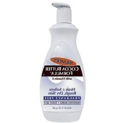 Palmer's Cocoa Butter Fragrance Free Formula Pump Lotion 400