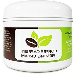 Coconut Cellulite Cream with Caffeine - Natural Stretch Mark