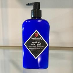 Jack Black Cool Moisture Body Lotion 16 oz +Free Protein Boo