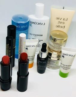 • LANCOME Cosmetics • YOU DECIDE • Skin Face Eyes Lips