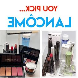 LANCOME Cosmetics • YOU DECIDE • Skin Face Eyes Lips Fra