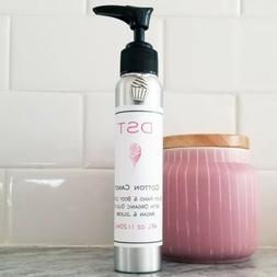 COTTON CANDY Handmade Scented Body Lotion  4oz
