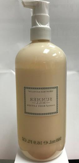 CRABTREE & EVELYN Body Lotion Summer Hill JUMBO Size 16.9 oz