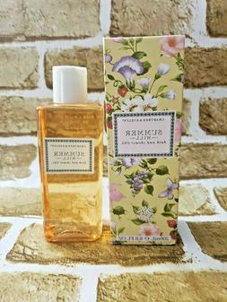 Crabtree & Evelyn SUMMER HILL Bath and Shower Gel  - 6.8 fl