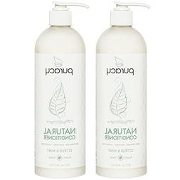 Puracy Natural Conditioner , Hypoallergenic, Silicone-Free,