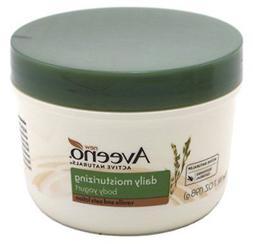Aveeno Daily Moisturizing Body Yogurt 7 Ounce Jar Vanilla/Oa