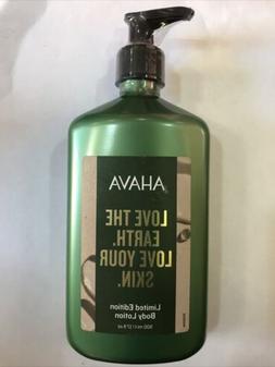 AHAVA Dead Sea Mineral Body Lotion, Holiday Limited Edition