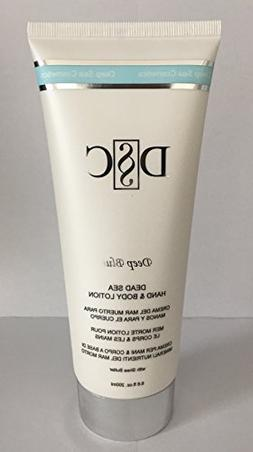 DEEP SEA COSMETICS - Dead Sea Hand & Body Lotion 6.8 oz 200