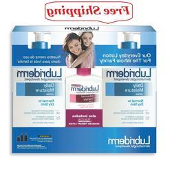 Lubriderm Dermatologist Developed - Multi Pack