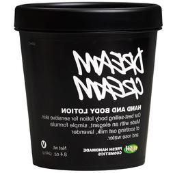 Lush Dream Cream Hand & Body Lotion  Suitable for sensitive