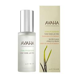 AHAVA Dry Oil Body Mist Travel Size, 1 fl. oz.