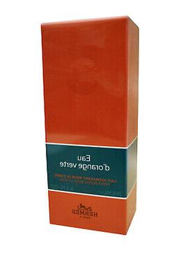 Hermes Eau d'Orange Verte Moisturizing Body Lotion Unisex 6.