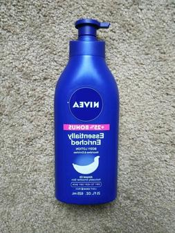 Nivea Essentially Enriched Body Lotion 2x w/Almond Oil 21fl