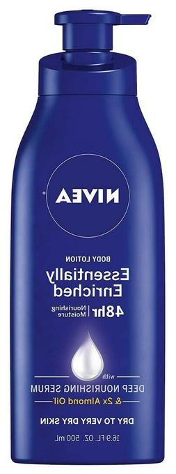 NIVEA Essentially Enriched Body Lotion -48 Hour Moisture -16