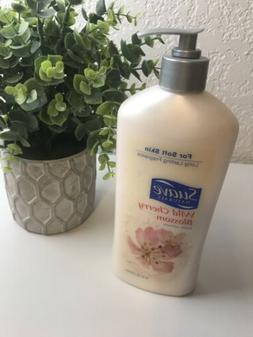 Suave Essentials Body Lotion, Wild Cherry Blossom 18 oz