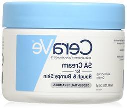 CeraVe SA Cream For Rough And Bumpy Skin, 12 oz