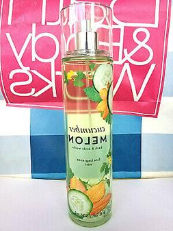 Bath Body Works Fine Fragrance Mist Cucumber Melon