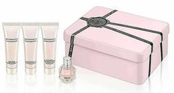 Flowerbomb Viktor & Rolf Gift Set Parfume,Minis Shower Gel+B